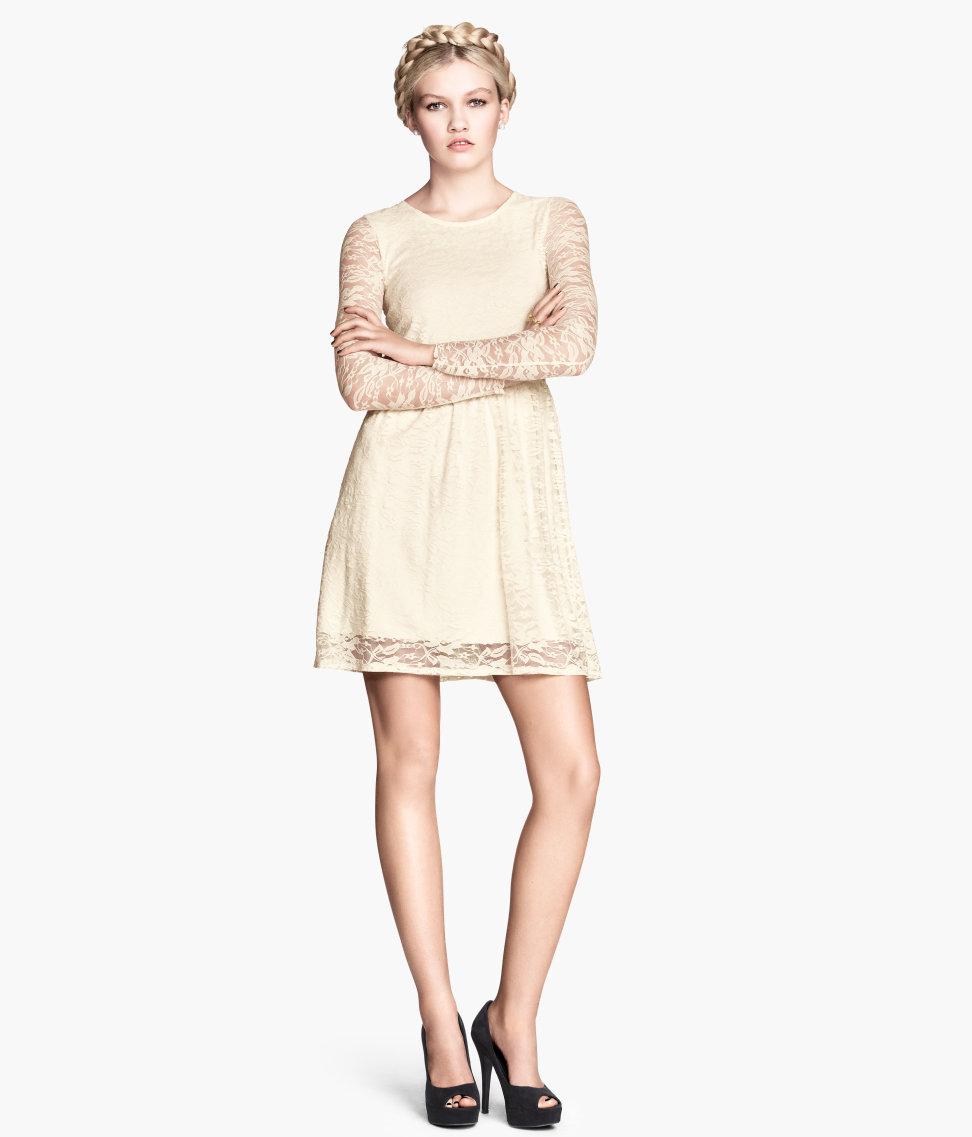 View Fullscreen H&m Lace