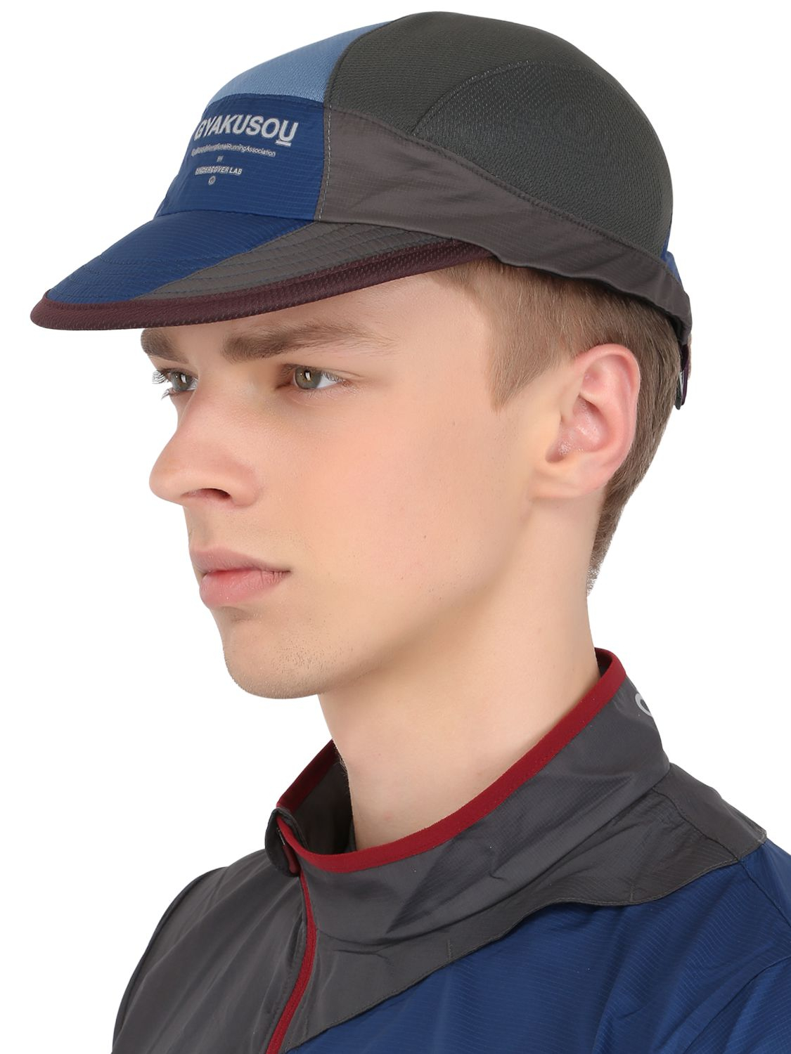 eee7689279114 france nike futura washed 86 cap 66e04 a9b28  low price nike drifit mesh  running hat in blue for men lyst 8a376 5cebc