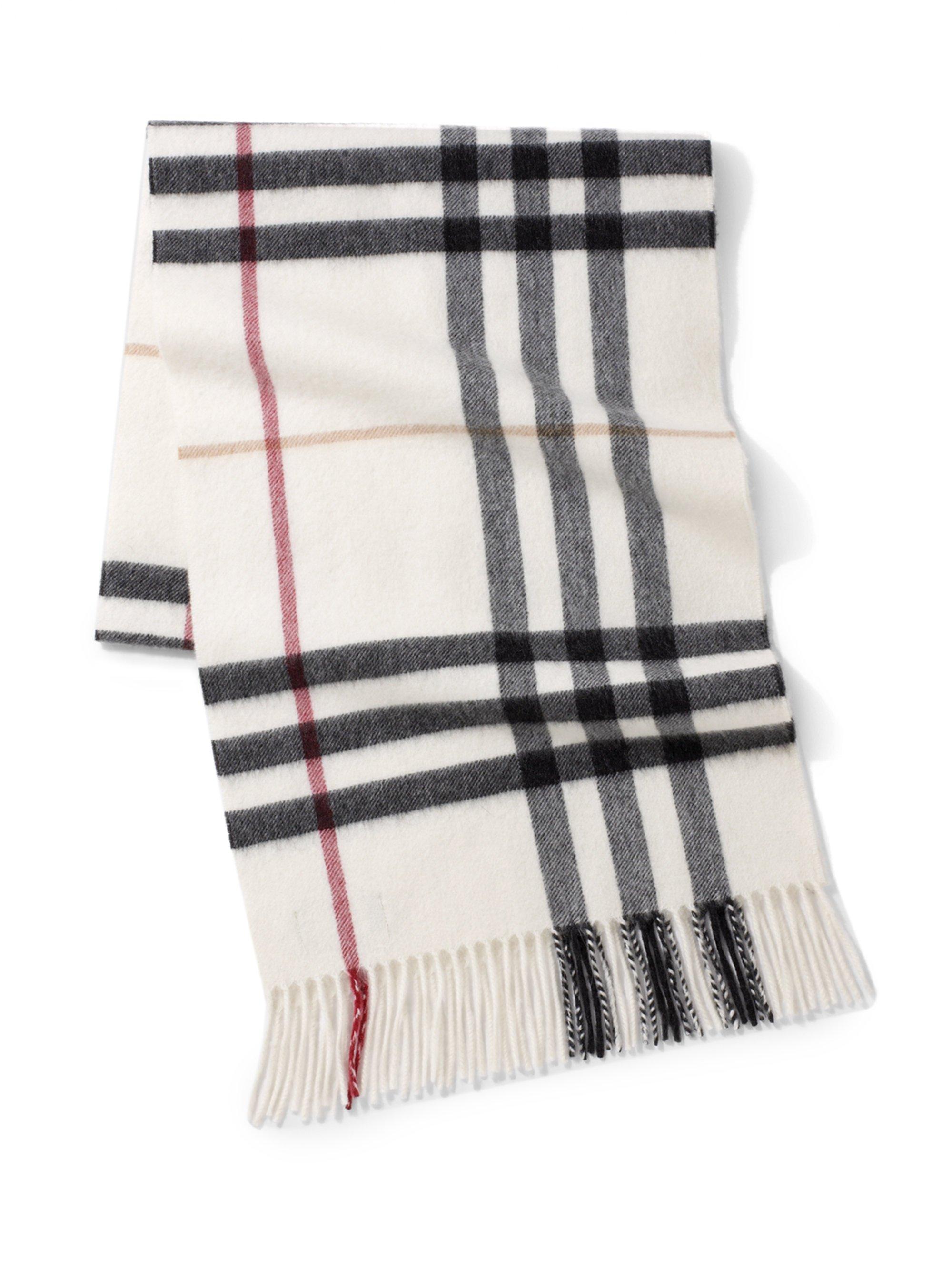 Giant Icon cashmere scarf Burberry KK2kF0tUzA