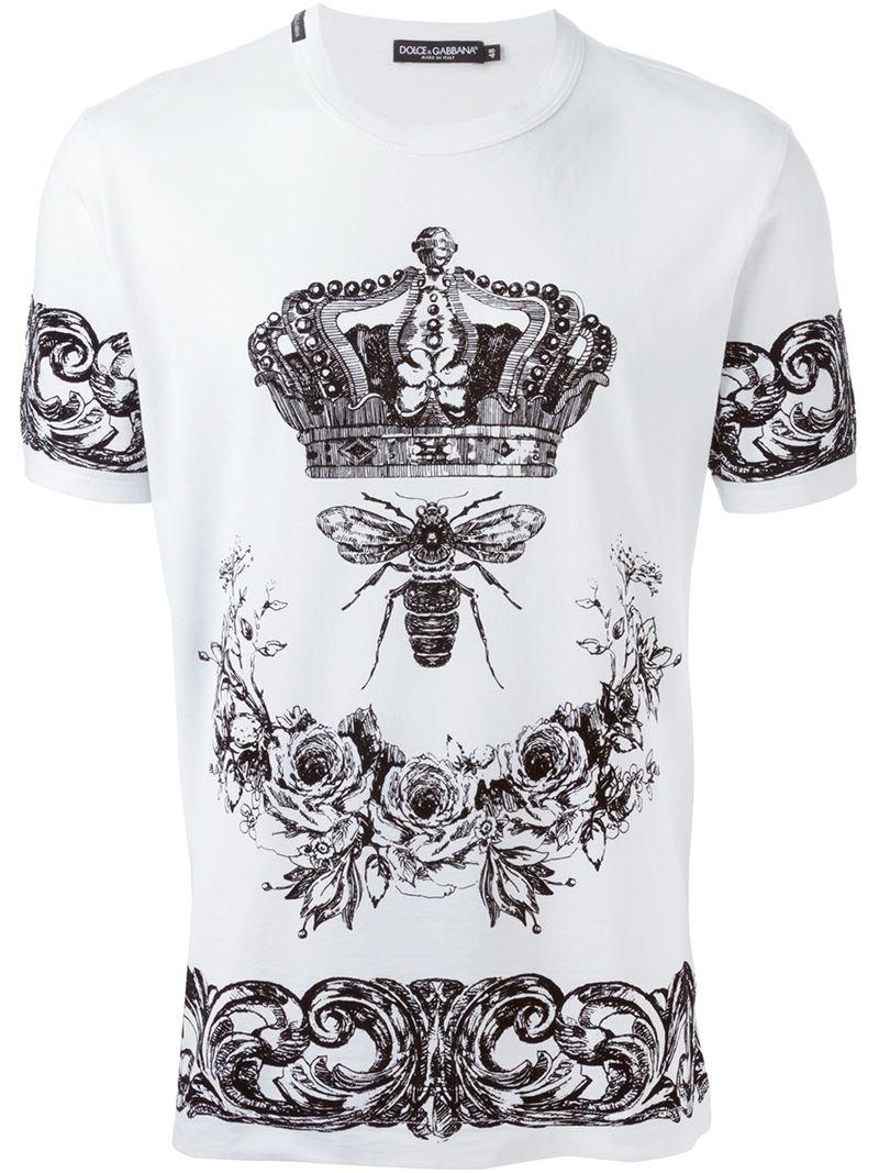 62a86406c5097 Dolce Gabbana T Shirts Online - Best Photo Shirt Guerillafx.Com