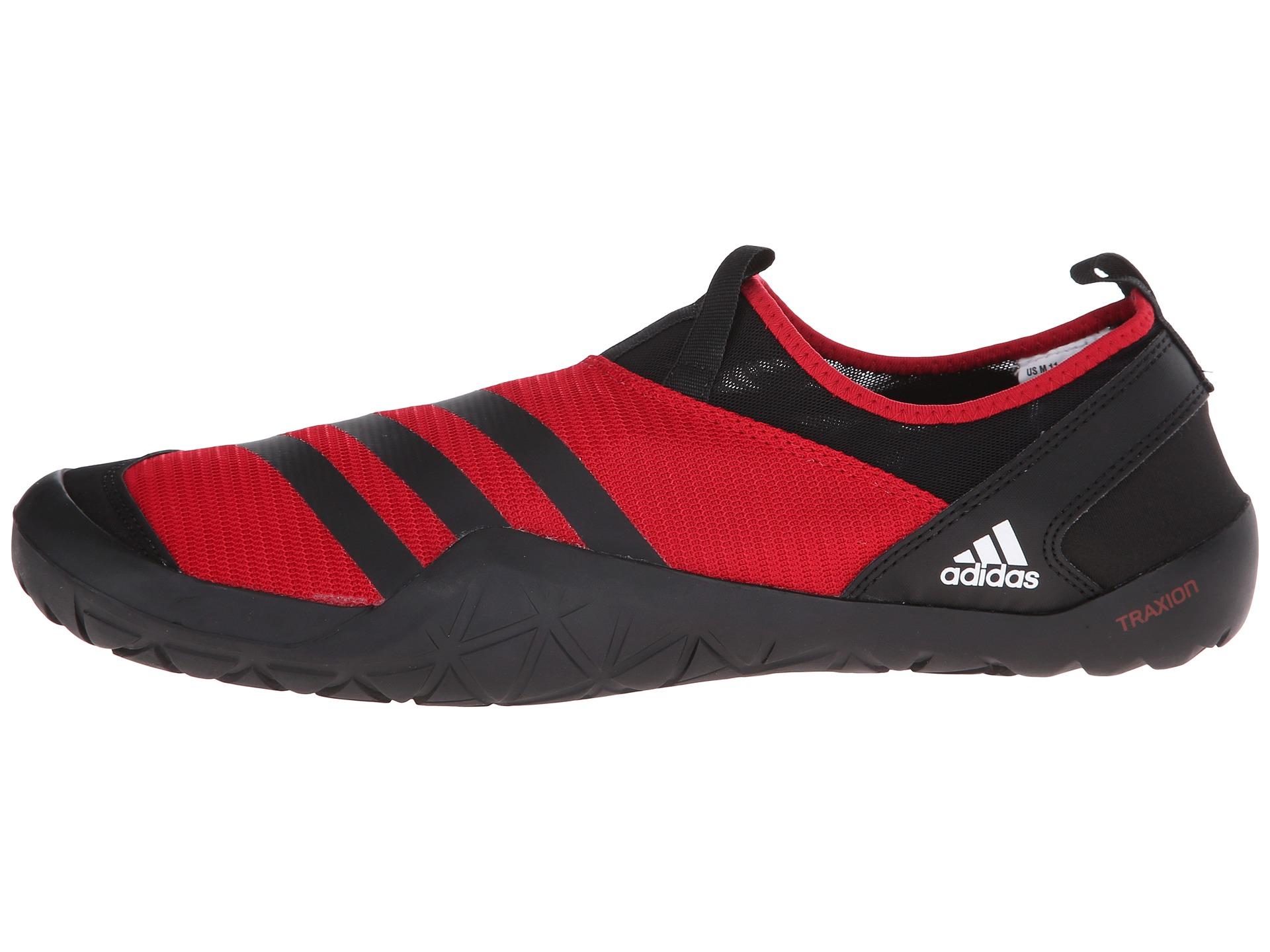 Lyst - adidas Originals Climacool® Jawpaw Slip-on in Red for Men b04ebeec385b