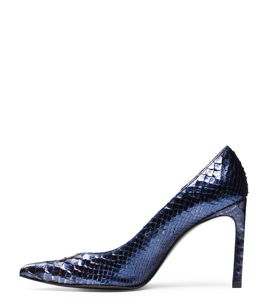 sale Inexpensive new styles cheap online Stuart Weitzman Python Pumps where to buy cheap real clearance Inexpensive BIu9SvB