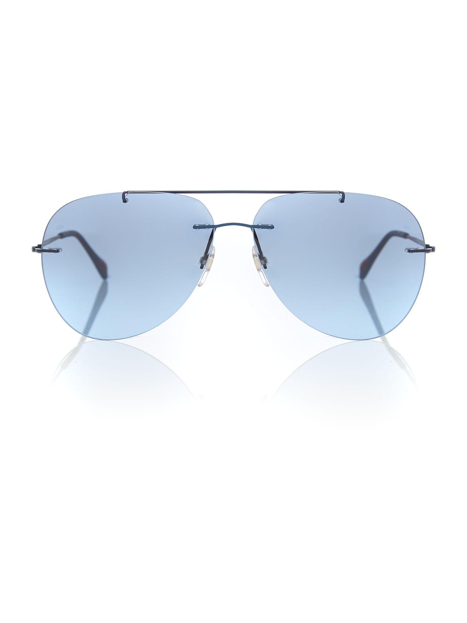 68db462304a order considerable prada linea rossa gunmetal mens ps55ns gunmetal  sunglasses product 1 5170837 lyst prada mens