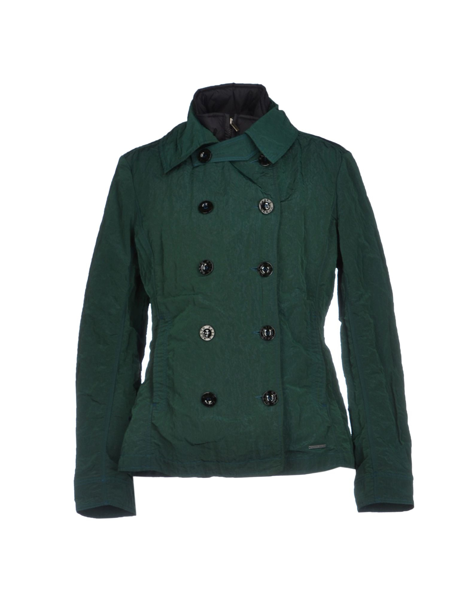 north sails jacket in green dark green save 59 lyst. Black Bedroom Furniture Sets. Home Design Ideas