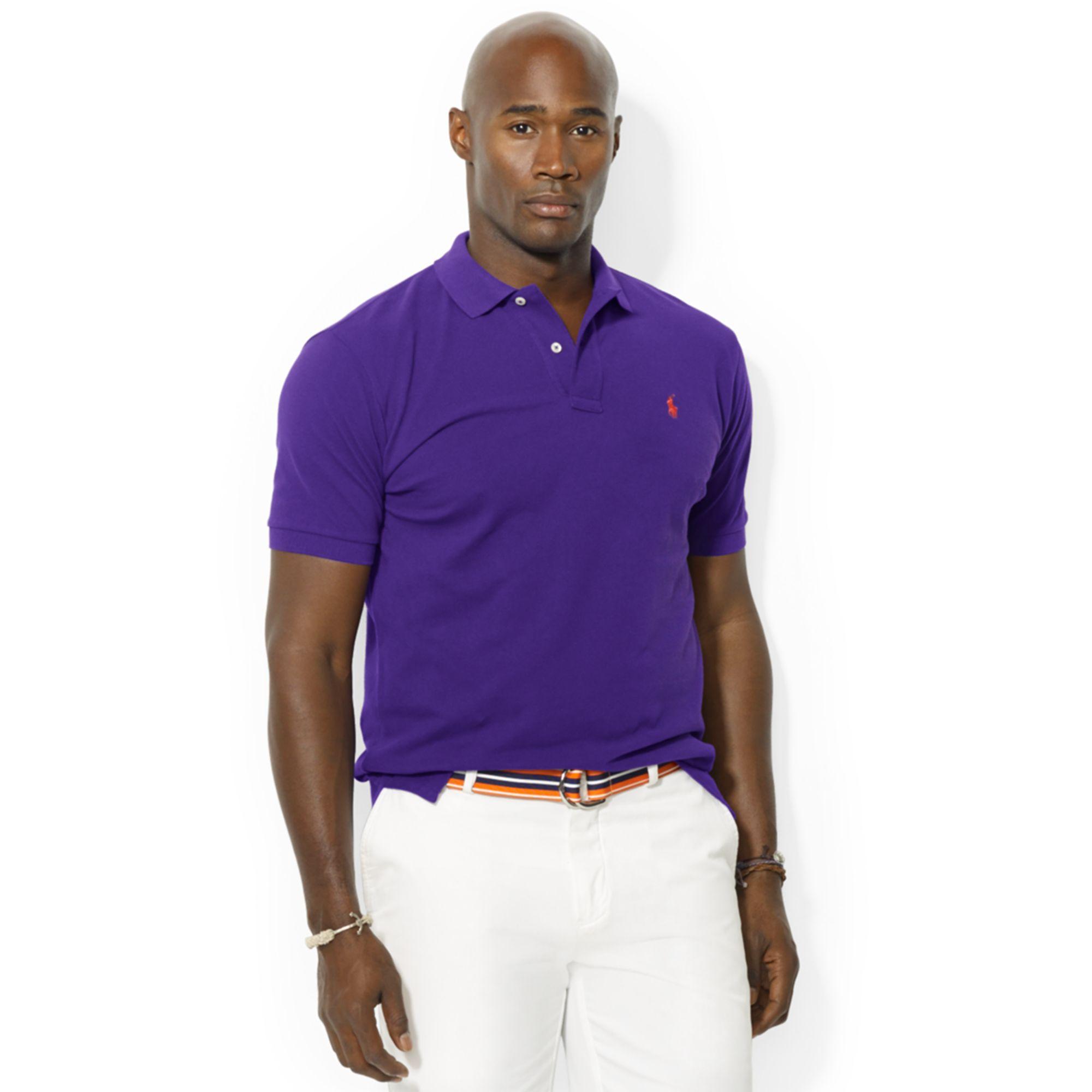 Cheap polo ralph lauren tshirts for men big pony short for Black ralph lauren shirt purple horse