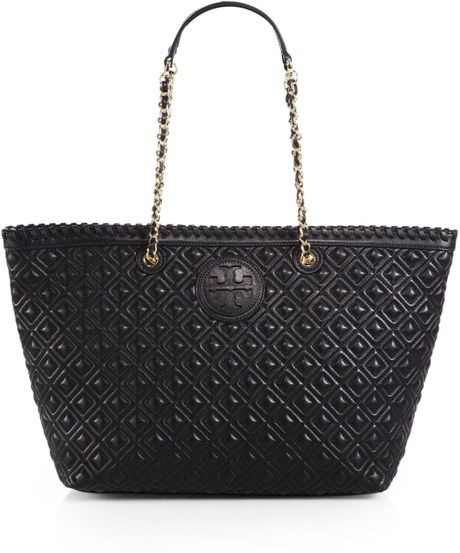 3dbd6584cf6 Tory Burch Tote Bag  Tory Burch Marion Quilted Tote Sale