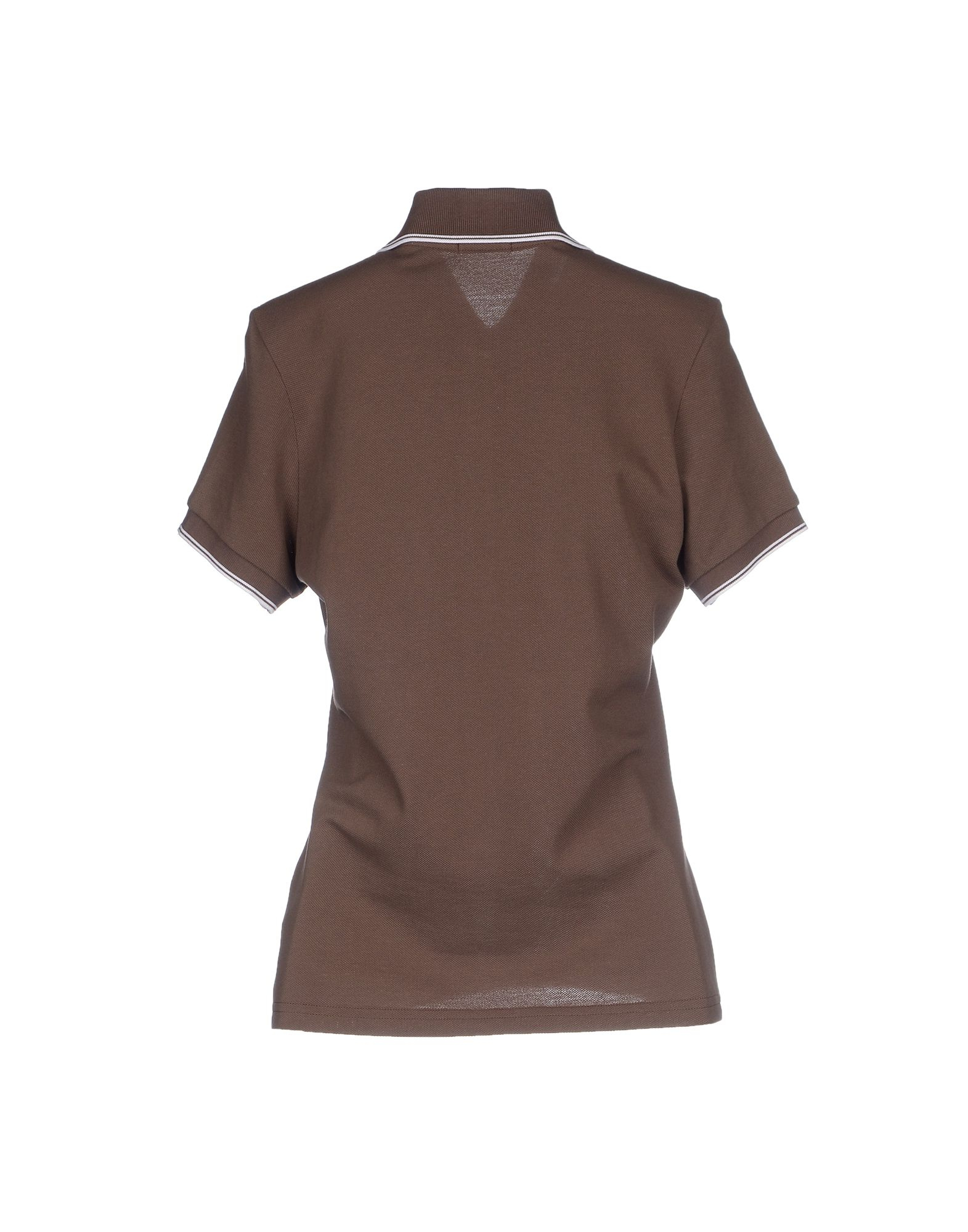 Lyst Colmar Polo Shirt In Brown For Men