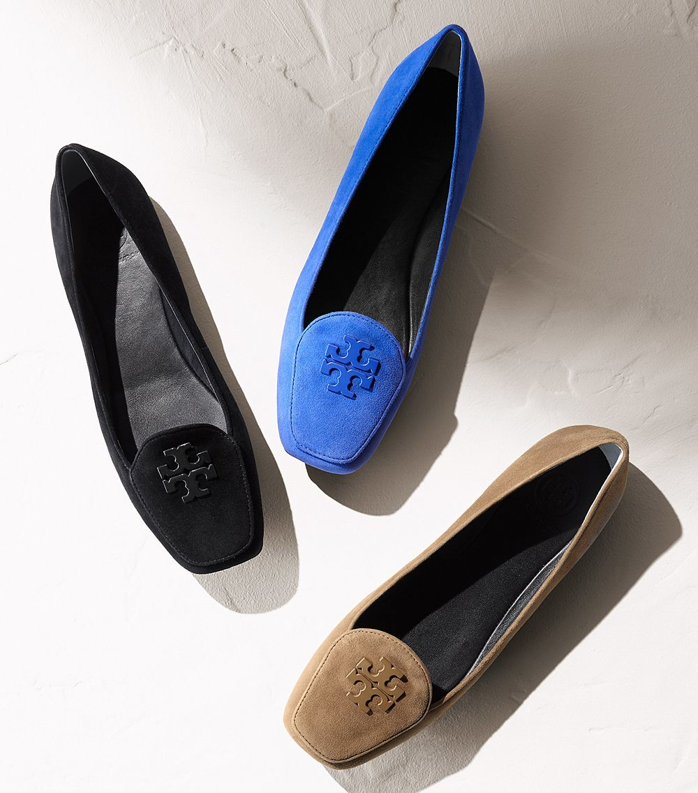 ee566fb9790 Lyst - Tory Burch Fitz Loafer in Blue