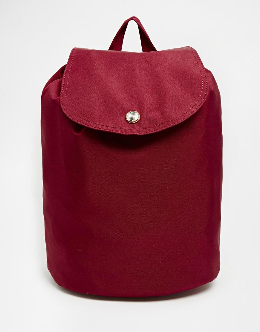 Herschel Supply Co Herschel Ware Backpack In Burgundy In