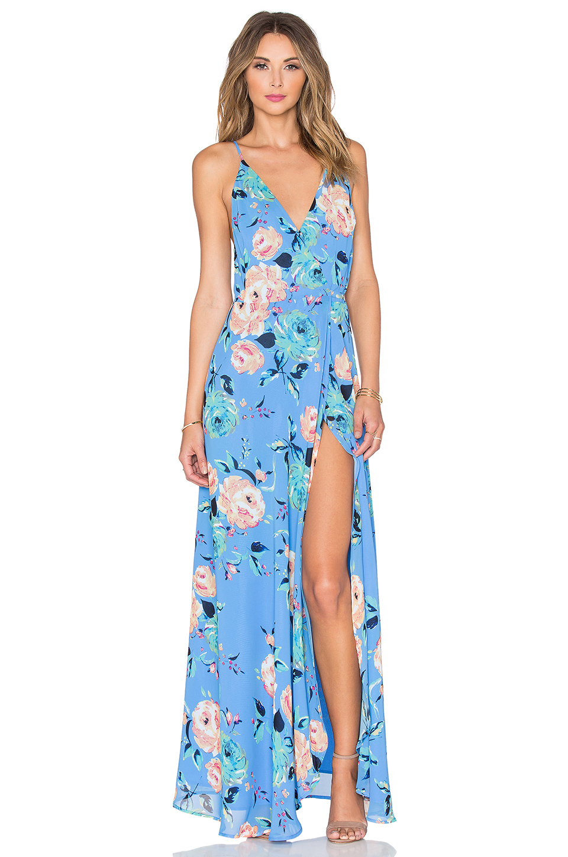 Yumi Kim Rush Hour Maxi Dress Lyst