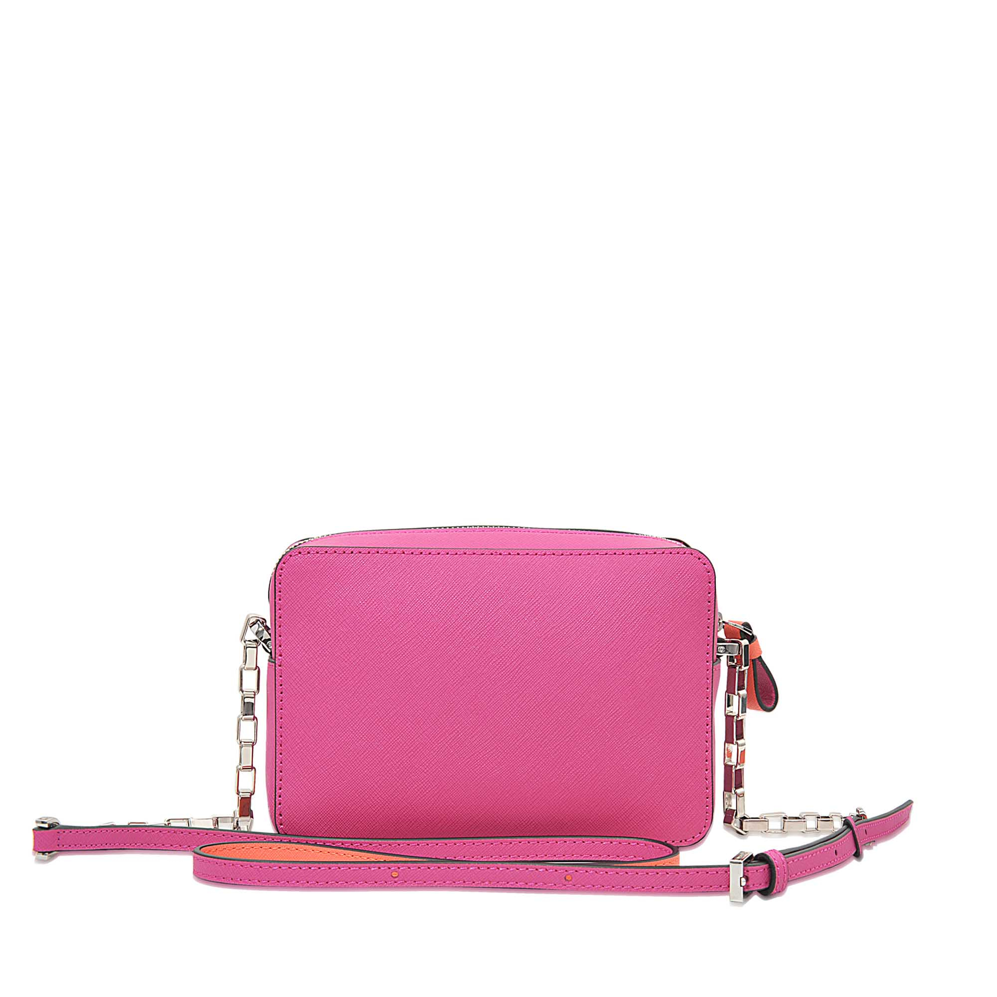 Lyst Calvin Klein Sofie Mini Crossbody Bag In Pink