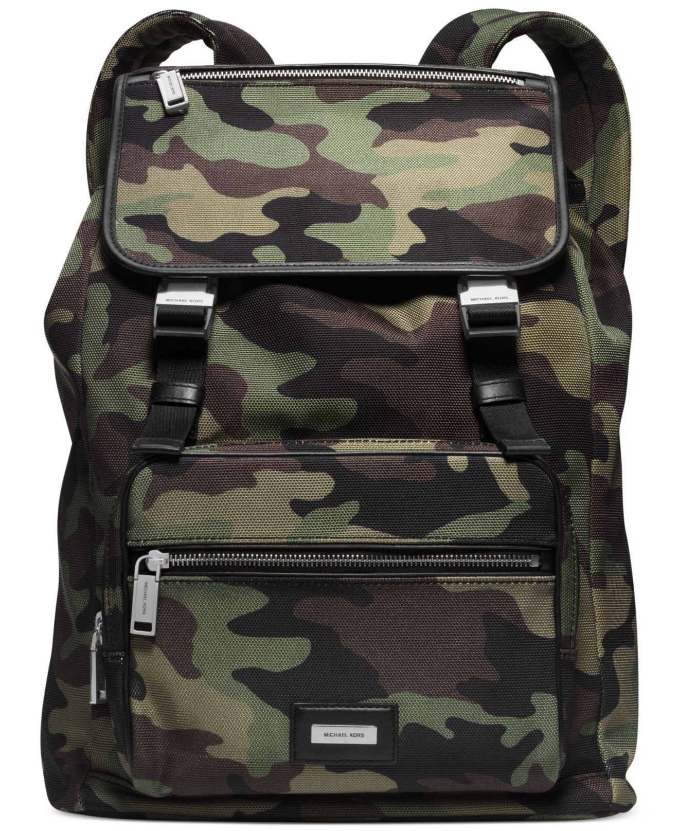 9be260c0a1a4 switzerland lyst michael kors windsor large camo backpack in green for men  90d92 93606