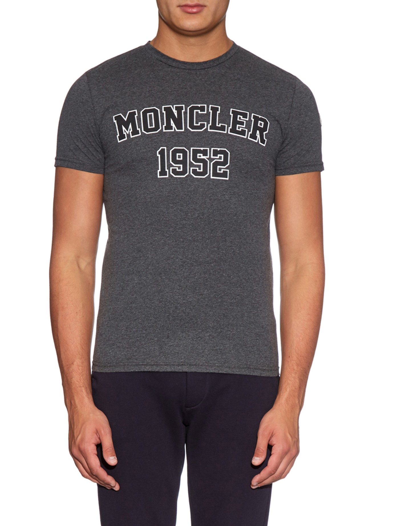 moncler 1952 t shirt. Black Bedroom Furniture Sets. Home Design Ideas
