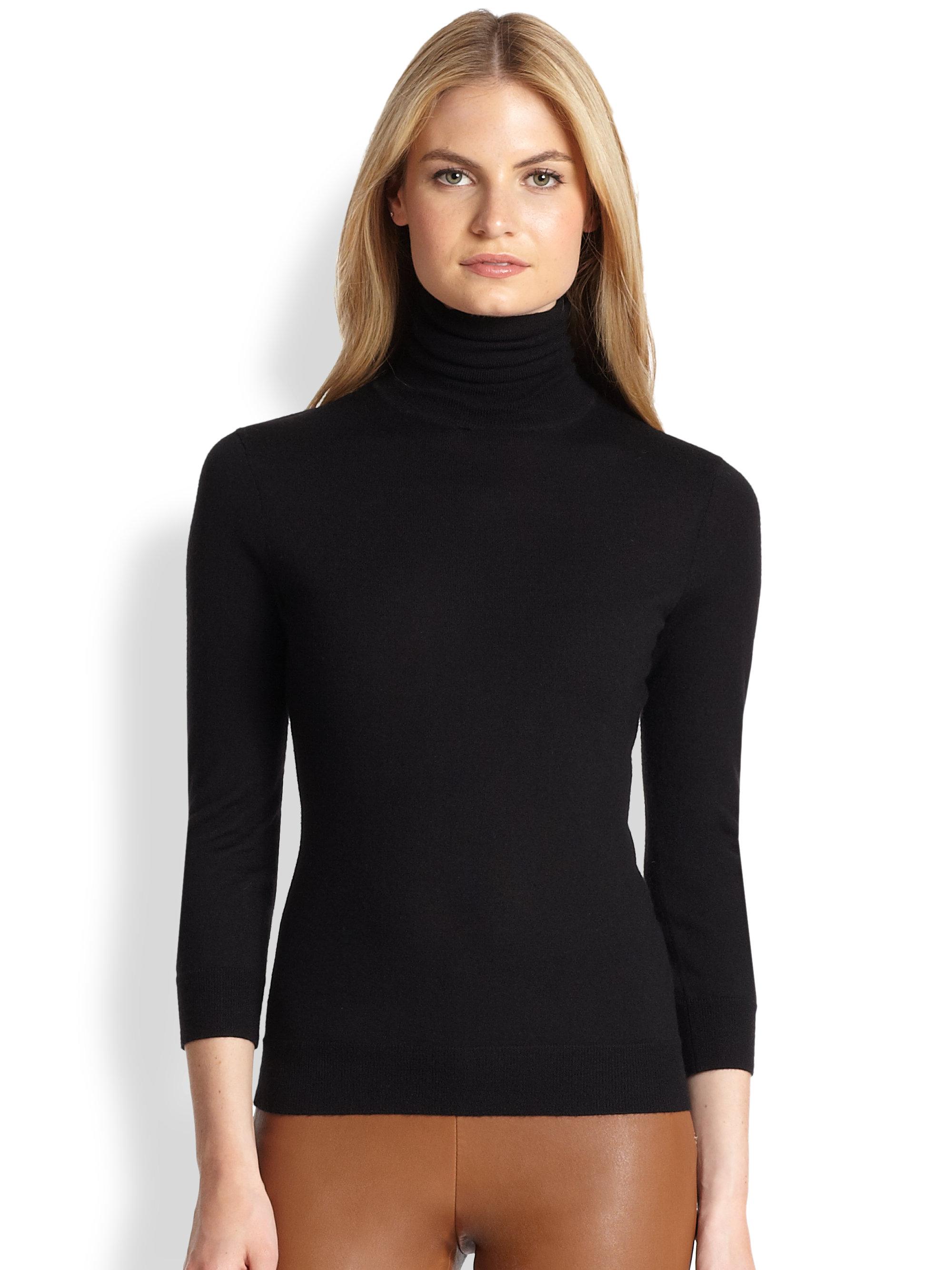Ralph Lauren Collection Purple Label Sweater Knit Top