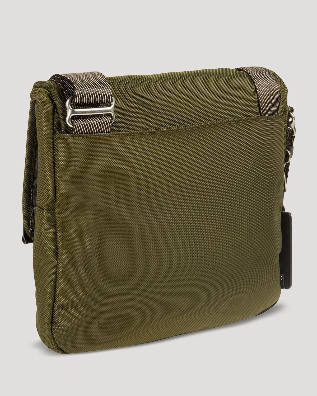 Tumi Alpha Bravo Beale Mini Messenger Bag In Green For Men