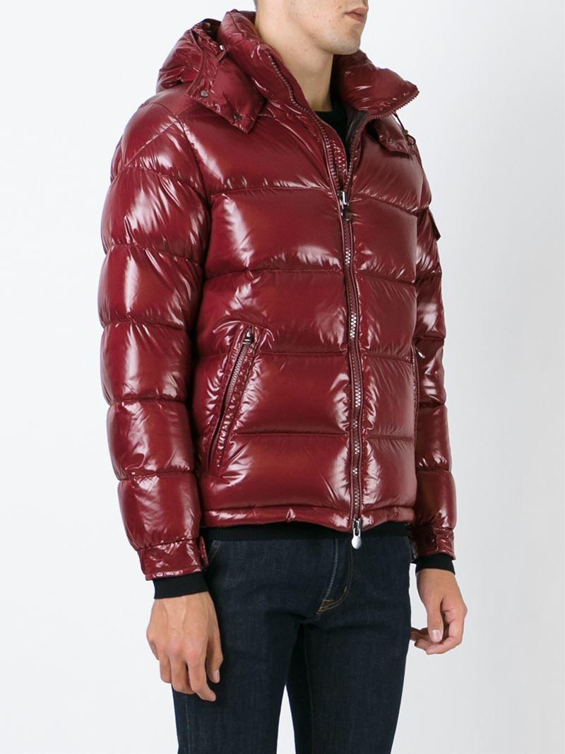 Lyst Moncler Maya Padded Jacket For Men