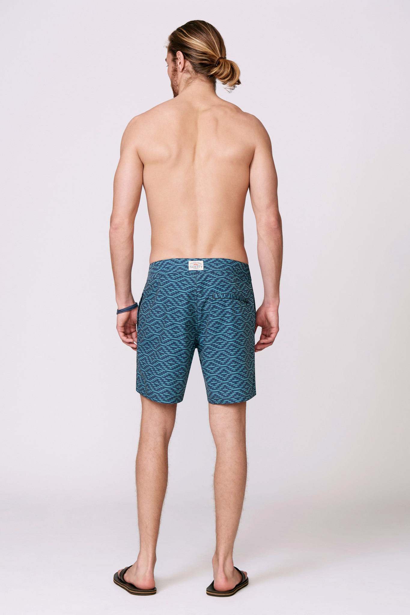 Lyst Faherty Brand Classic Boardshort 7 Inch Inseam In