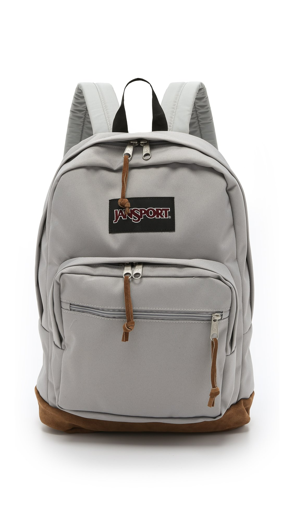 Jansport Right Pack Backpack - Grey Rabbit in Gray | Lyst