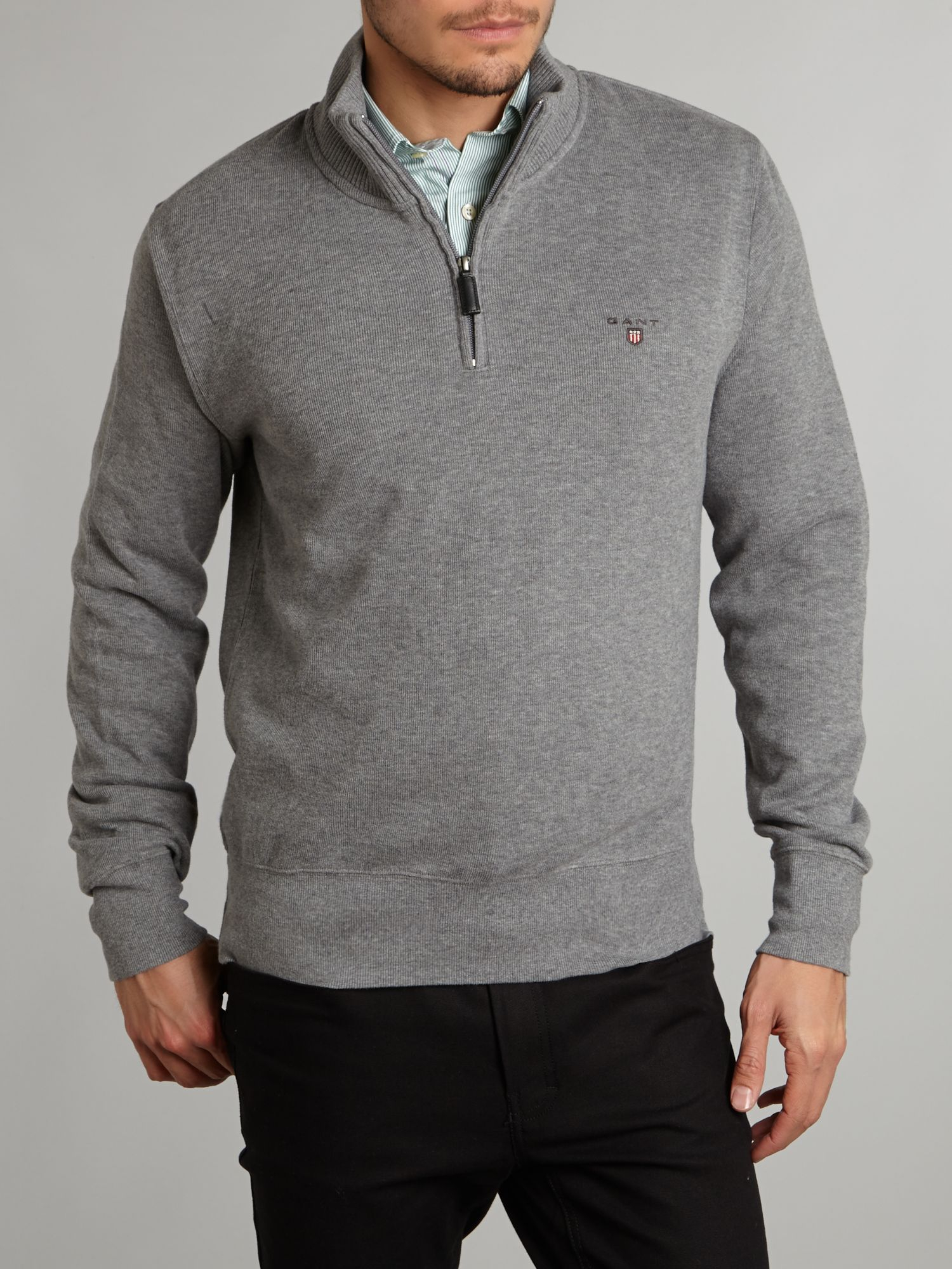 Mens Half Zip Sweatshirts | Fashion Ql
