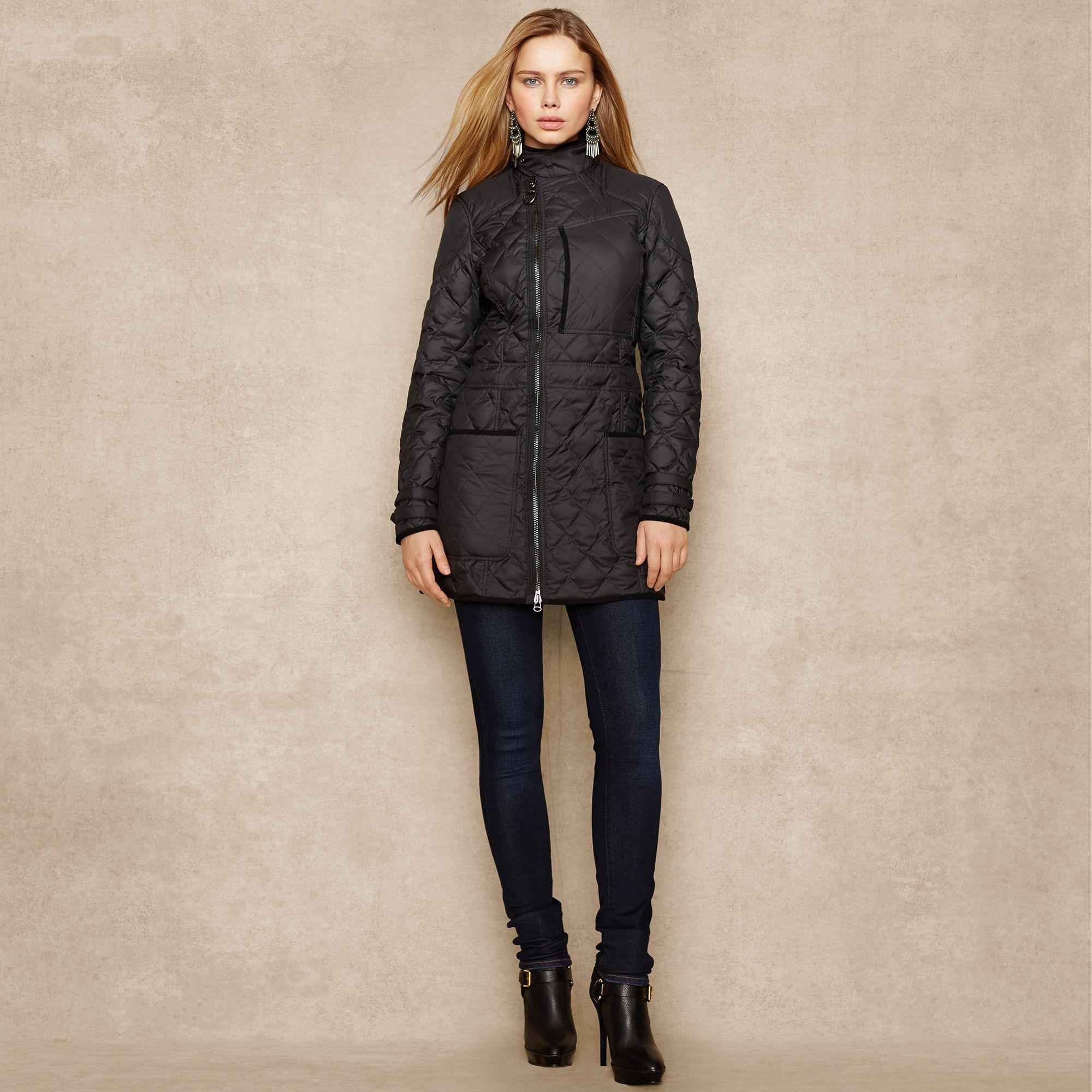 Ralph Lauren Blue Label Women S Duffle Coat Wortersee