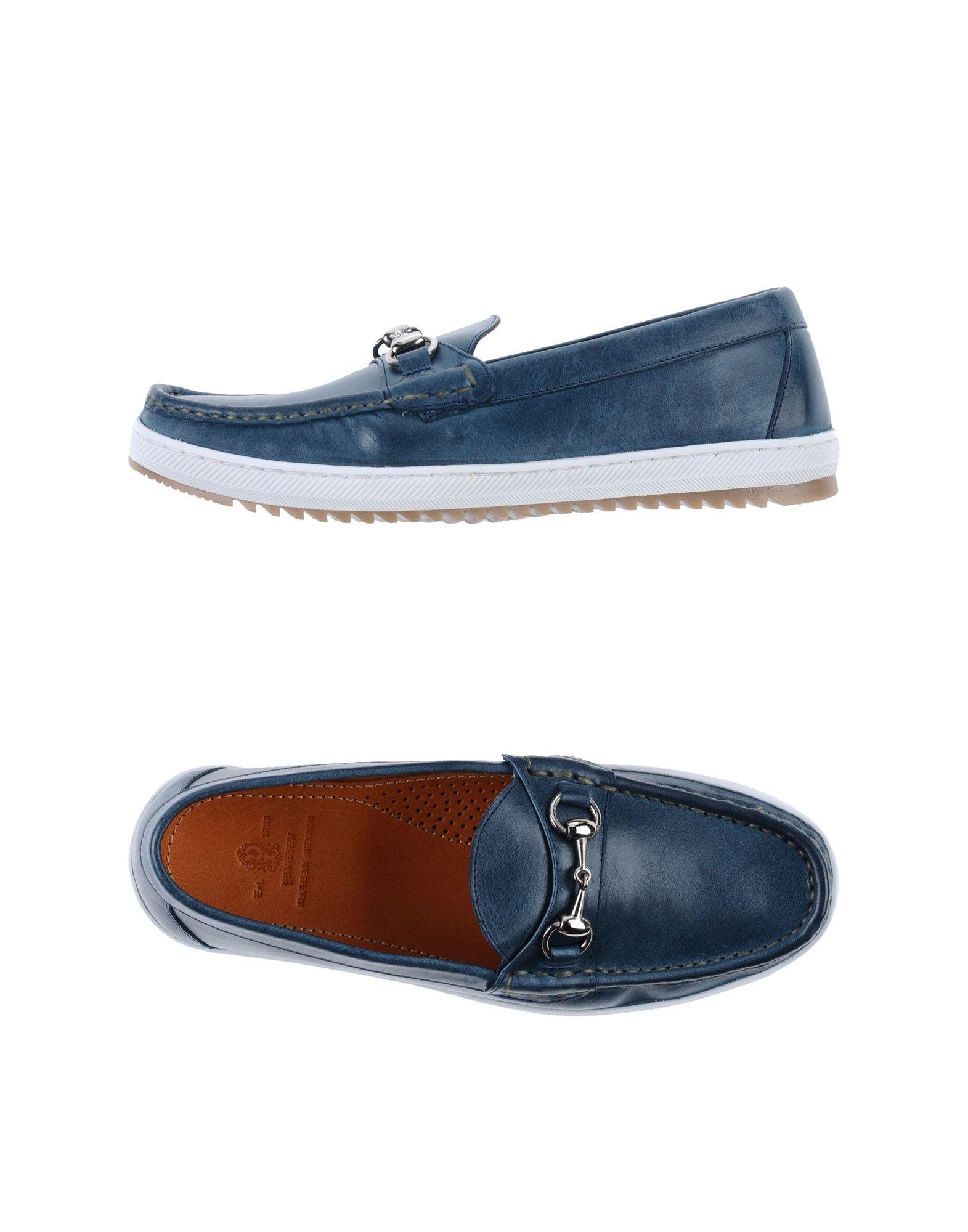 0f900f379a Lyst - Yuketen Moccasins in Blue for Men
