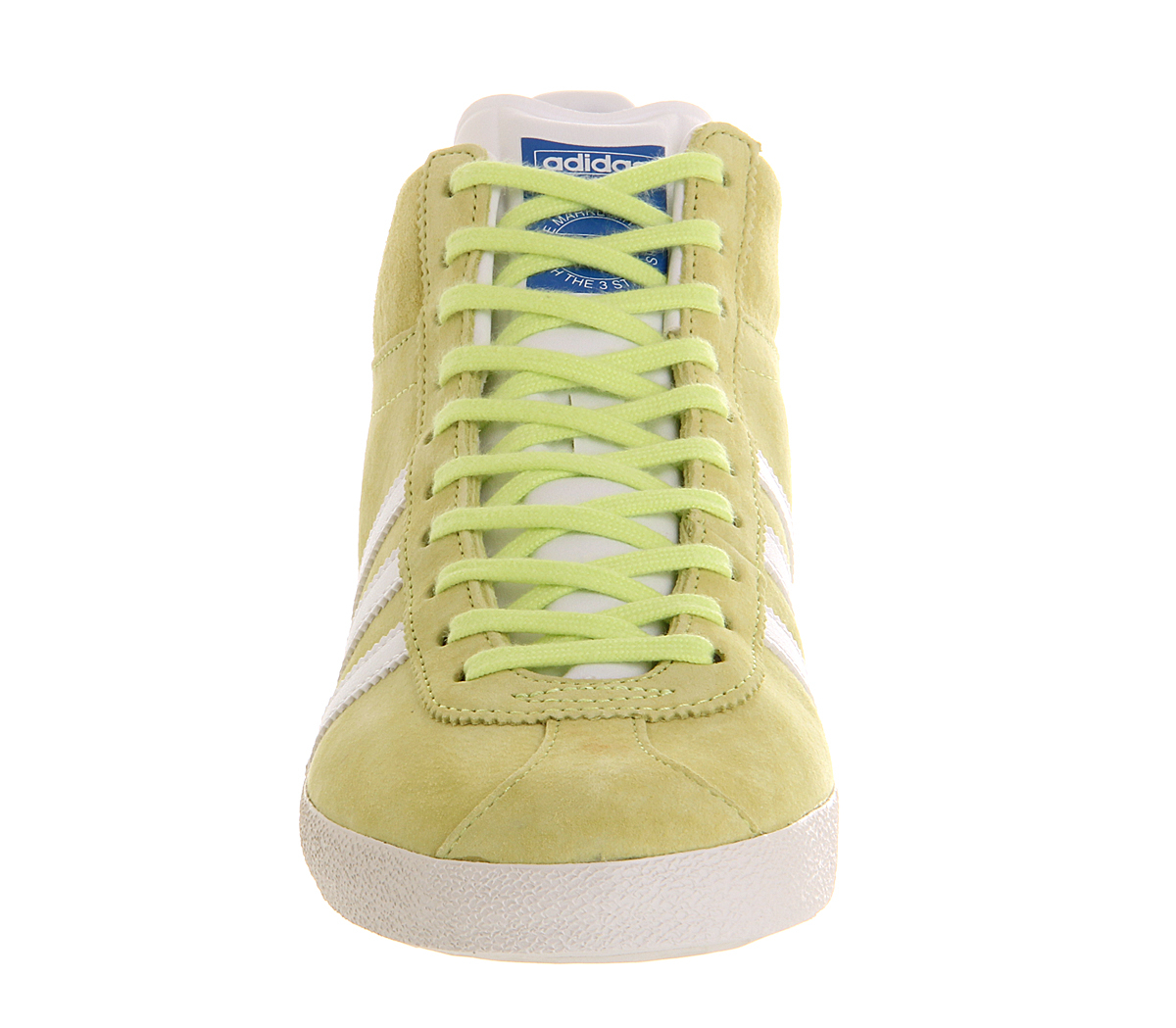 newest dc814 67796 Lyst - adidas Gazelle Og Mid in Yellow for Men