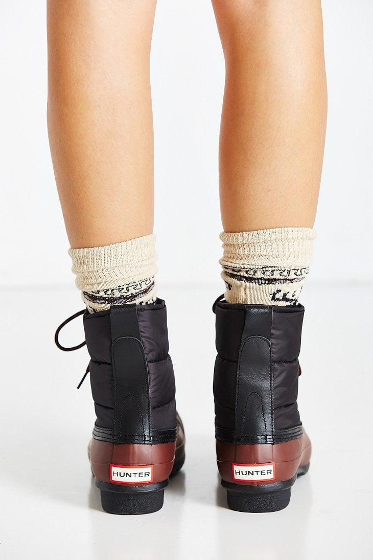 Hunter Original Waterproof Lace-Up Boot (Women) WG8om