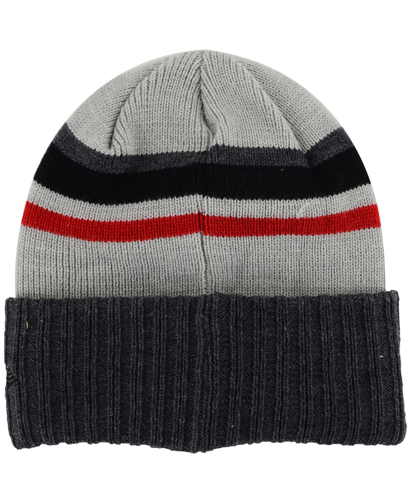 eb22275ef53 Lyst - Ktz Houston Rockets Prep Class Knit Hat in Red for Men