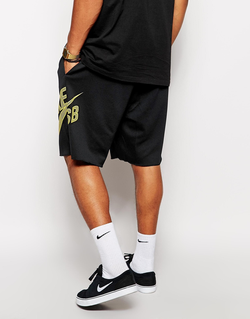 Nike Sunday Shorts in Black for Men | Lyst