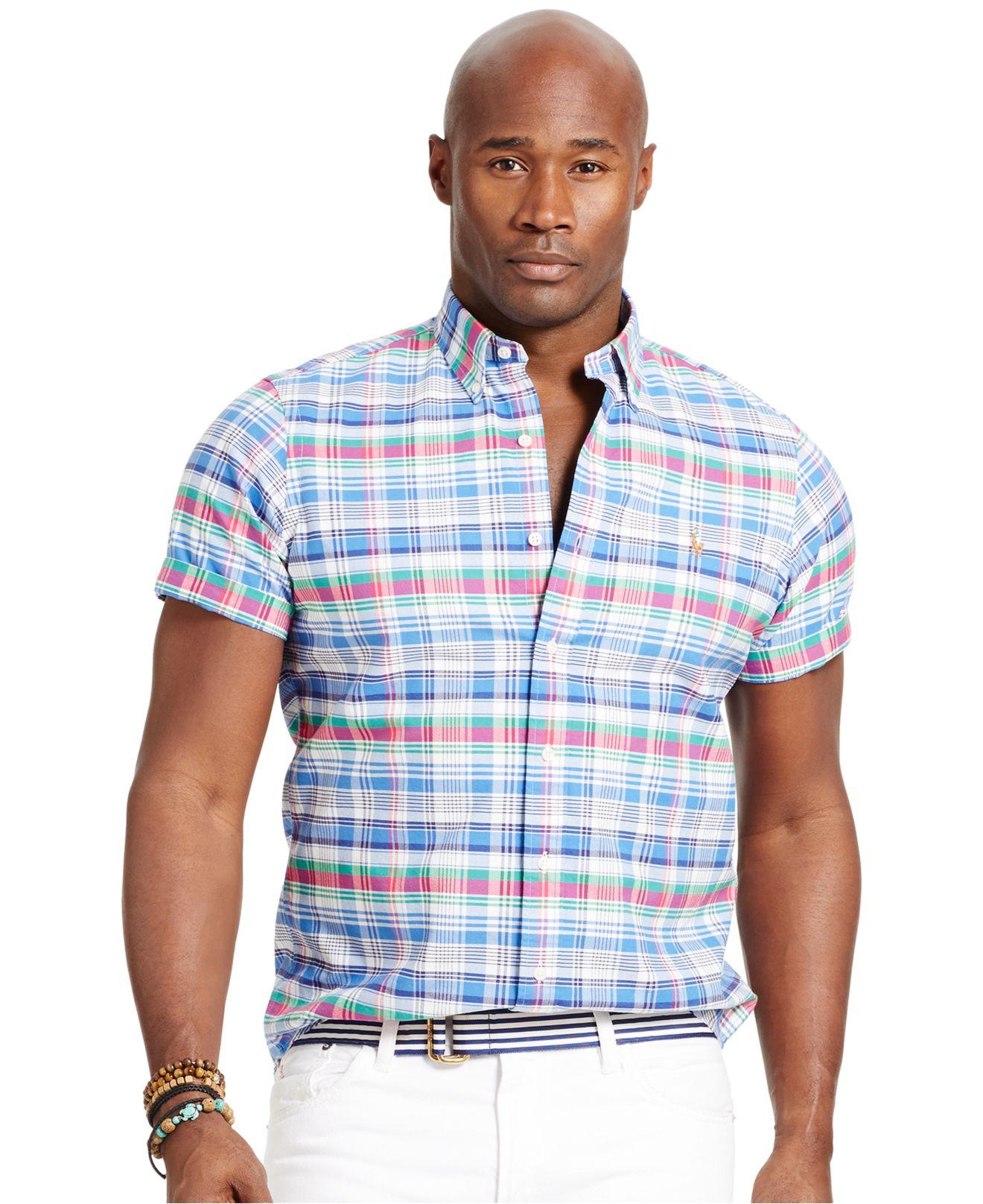 5c94bc105 Polo Short Sleeve Oxford Shirts - DREAMWORKS