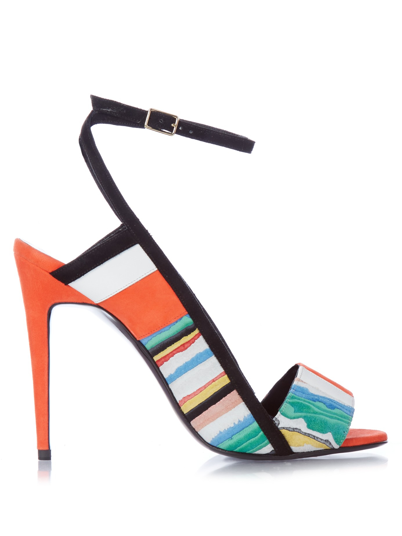 Pierre Hardy Colorblock Multistrap Sandals best sale cheap price cheap eastbay UMAEGC