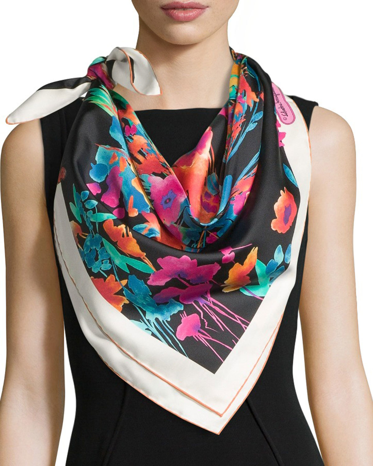 ACCESSORIES - Scarves Salvatore Ferragamo prf999