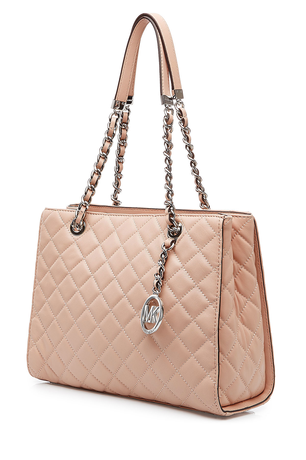 9c71f6d32ff4 Michael Kors Susannah Quilted Shoulder Bag | Stanford Center for ...