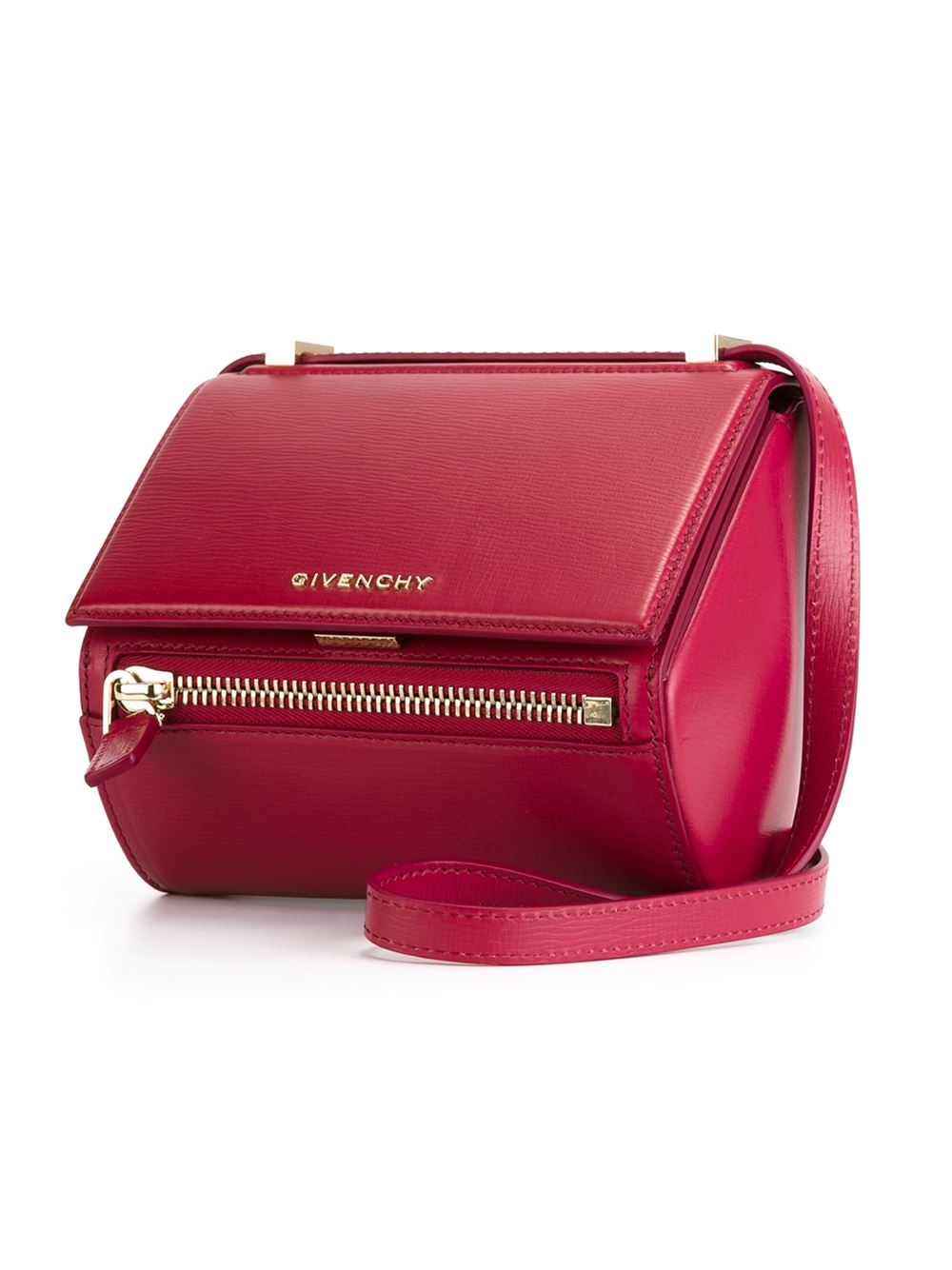 Red Givenchy Mini Pandora Bag  4821d908187d1