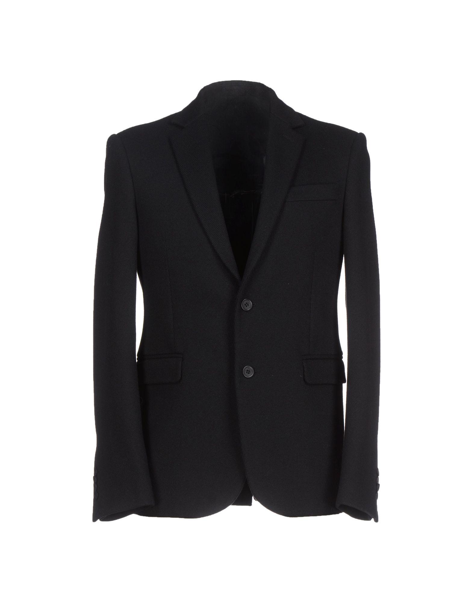 Lyst Karl Lagerfeld Blazer In Black For Men