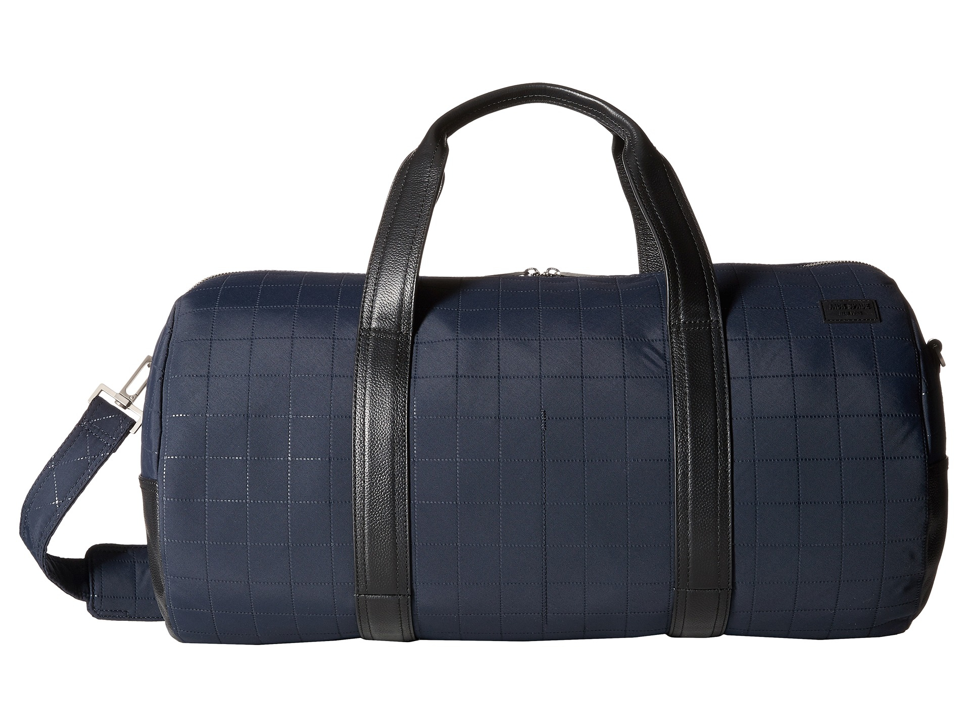 2a3a83e4c66a Lyst - Jack Spade Quilted Tech Nylon Duffel in Blue for Men