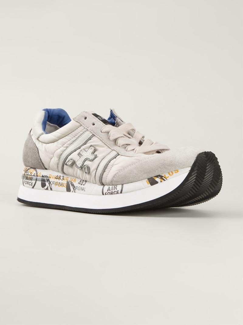 Conny sneakers - Grey Premiata jS9jiS