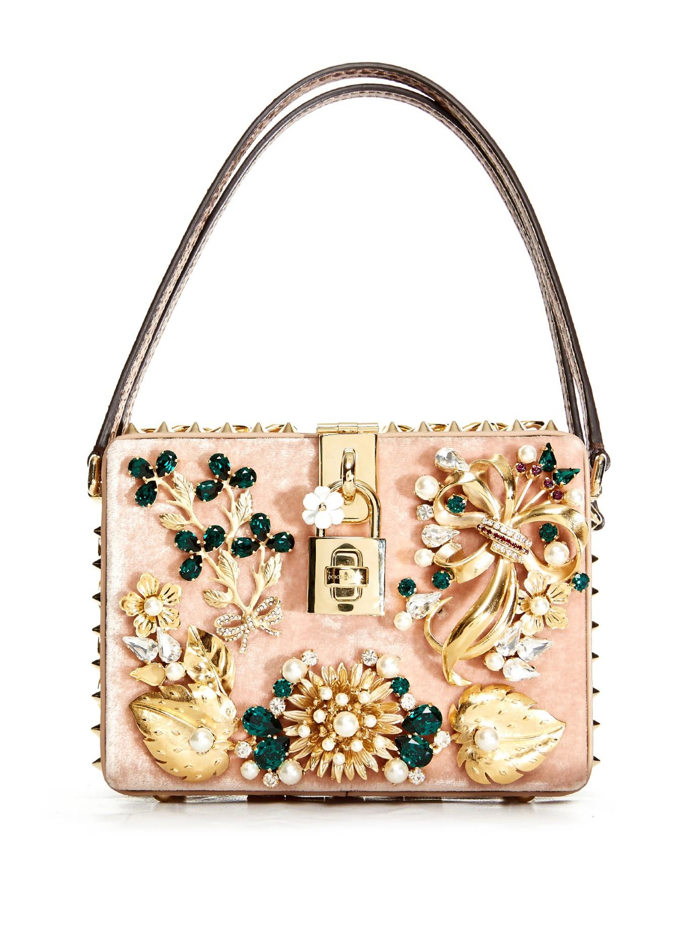 Dolce & Gabbana embellished backpack Wholesale Price oC7SiJhvUe