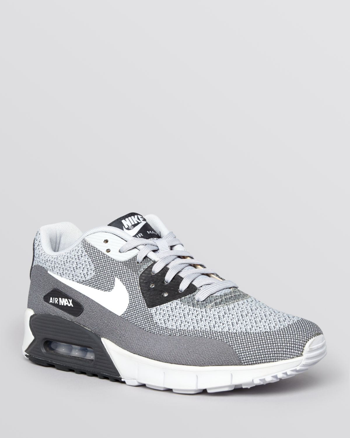 nike air max 90 jcrd sneakers in gray for men wolf grey. Black Bedroom Furniture Sets. Home Design Ideas