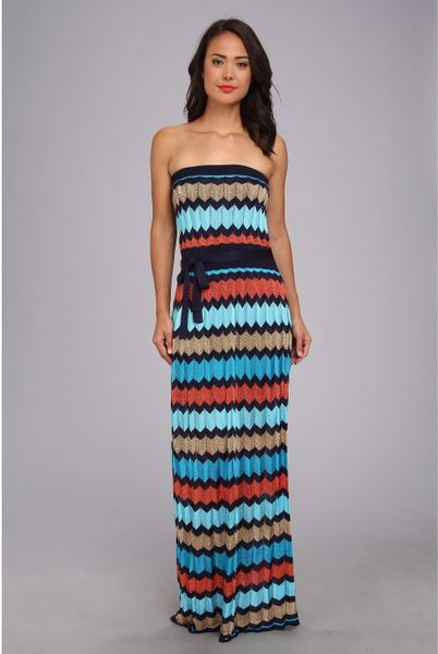 Laundry By Shelli Segal Strapless Sweater Dress Maxi in ...
