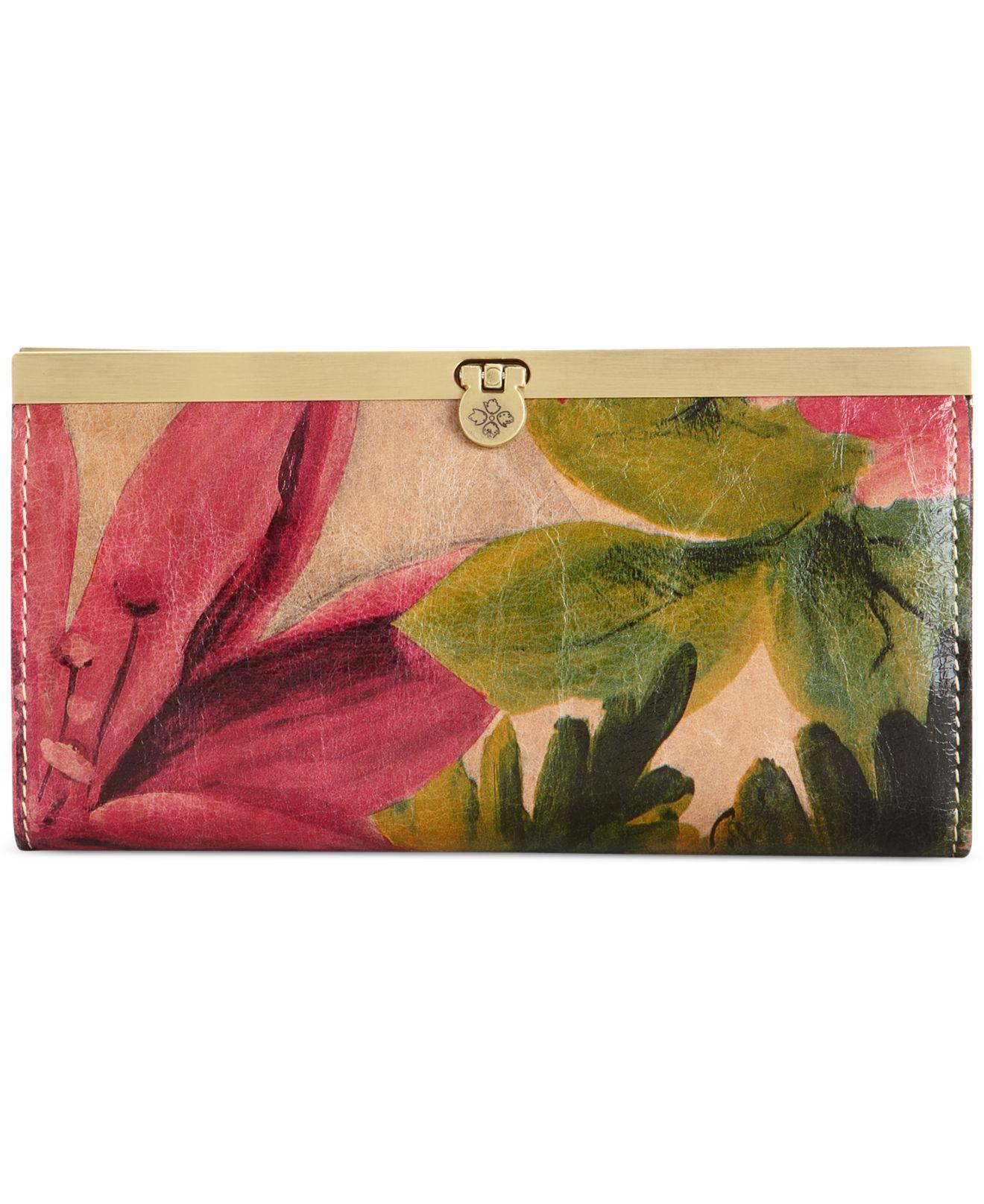 Lyst Patricia Nash Vintage Cauchy Wallet