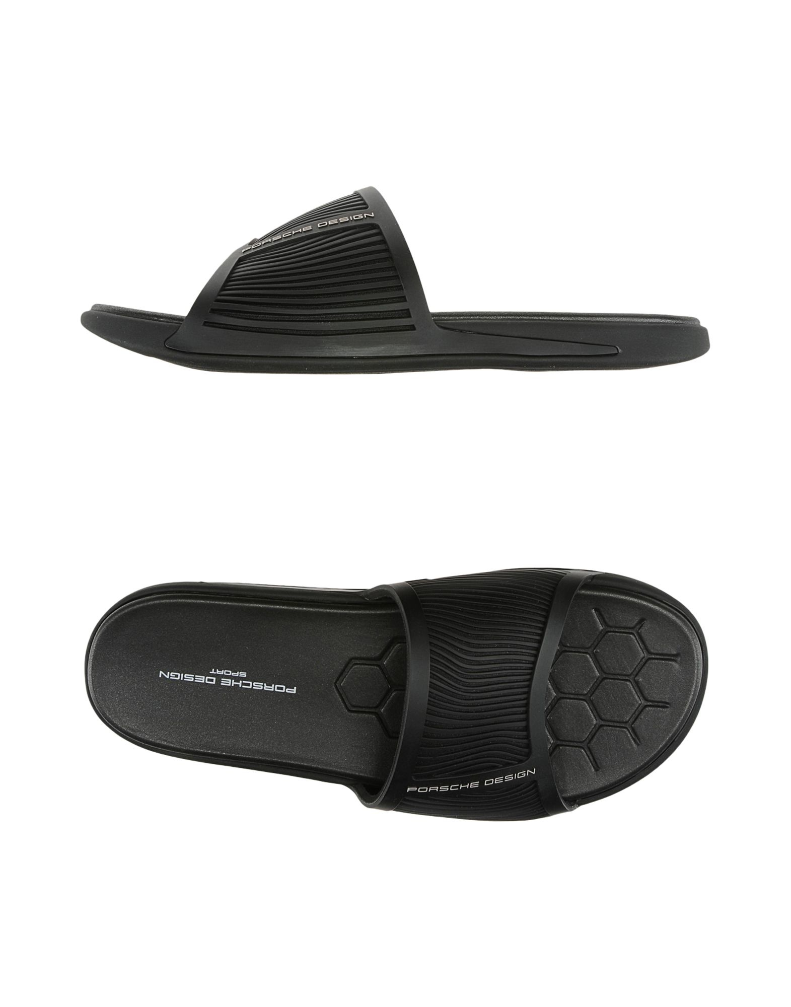 9c5f3c25c0cd ... adidas porsche design sandals slides flip flops pool e3309 8d1ce   coupon code lyst porsche design sandals in black for men 97825 9e7ac
