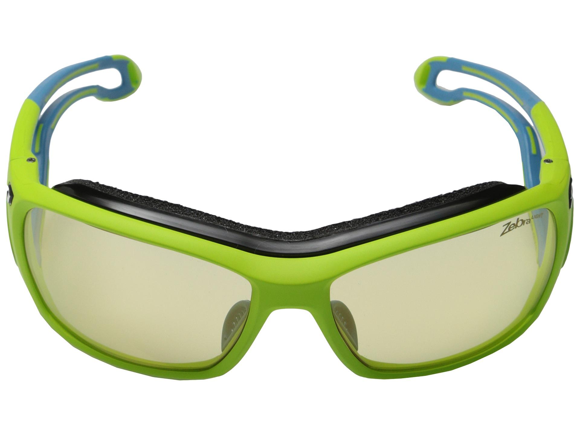 julbo eyewear pipeline sunglasses in green for lyst
