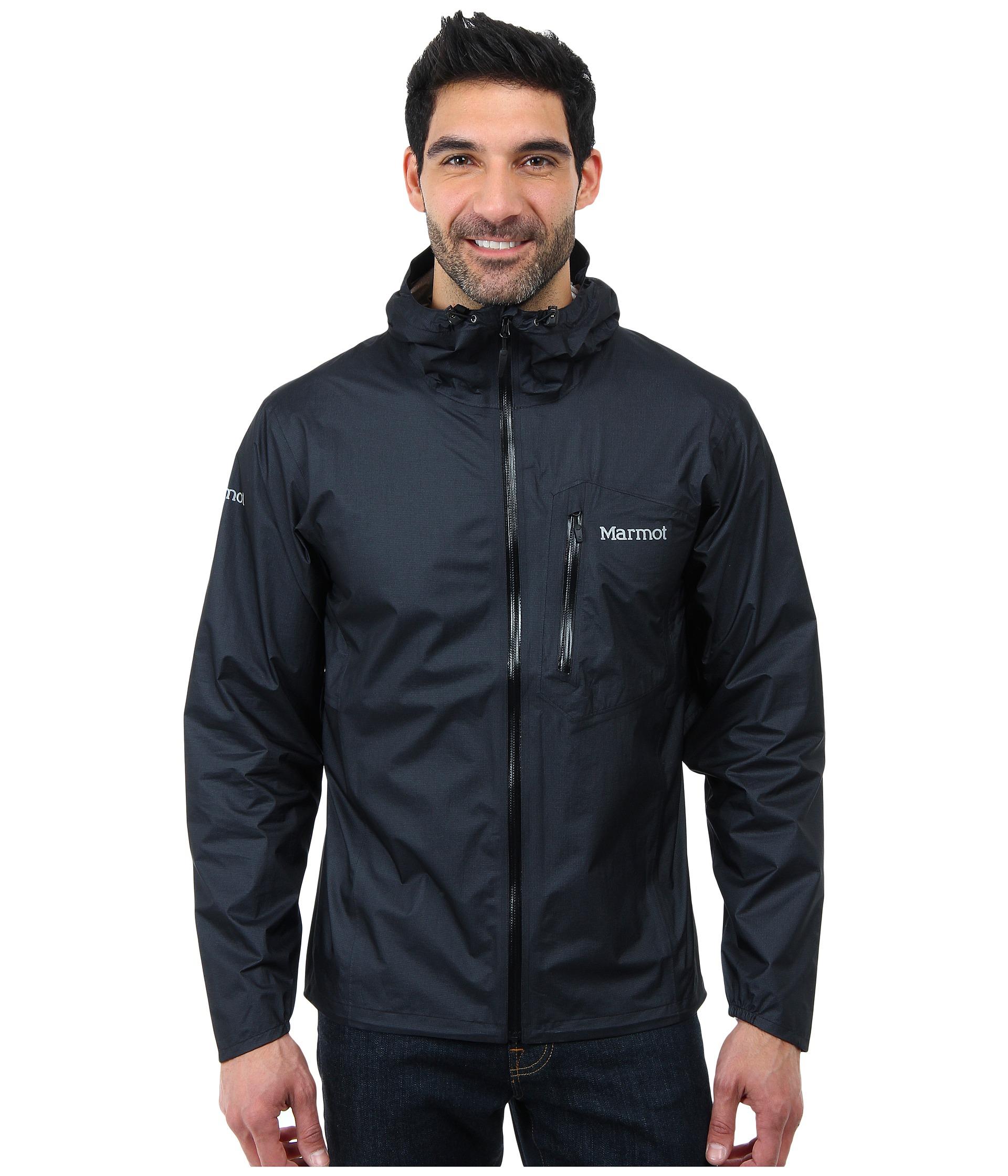 Lyst Marmot Essence Jacket In Black For Men
