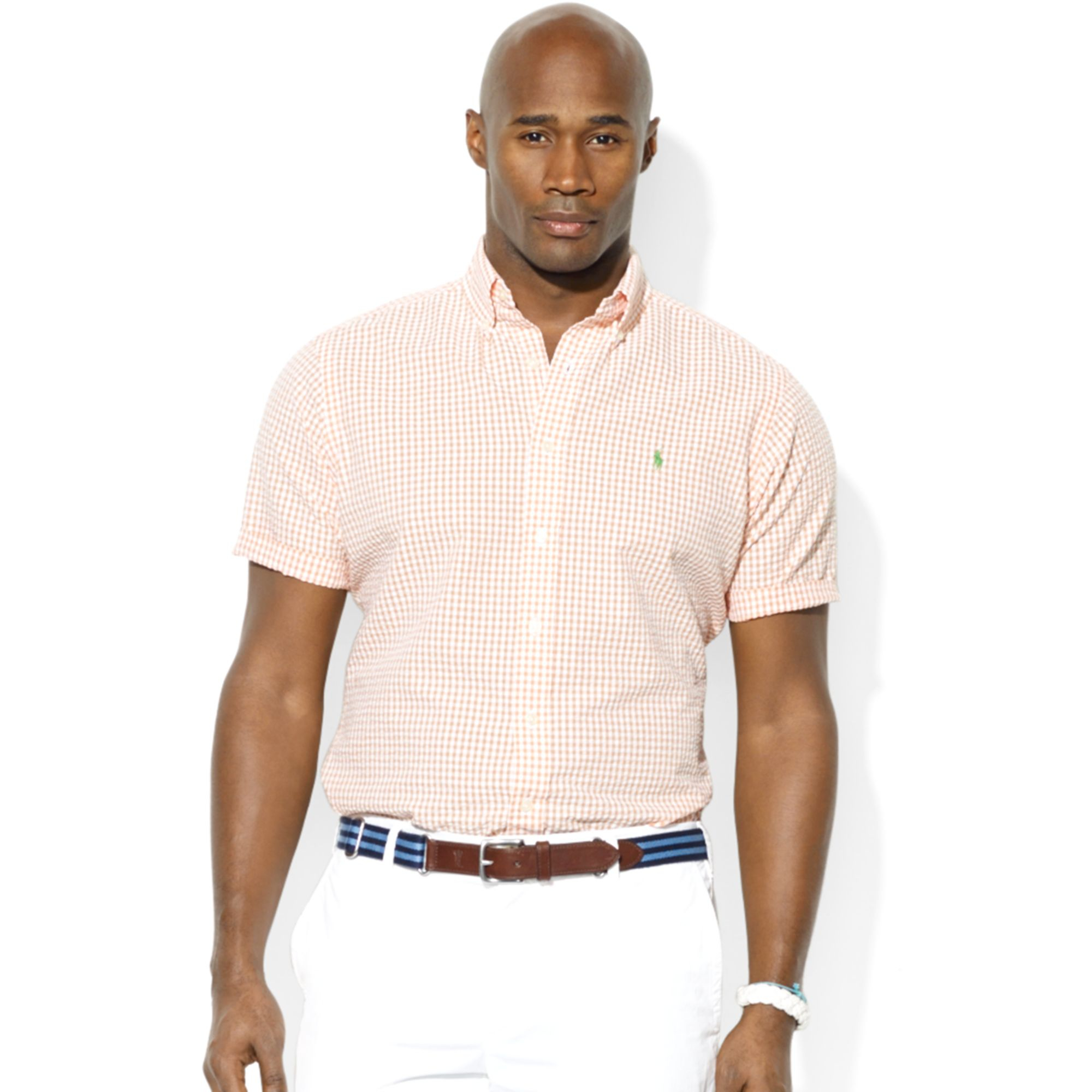 Polo Ralph Lauren Polo Big And Tall Gingham Checked