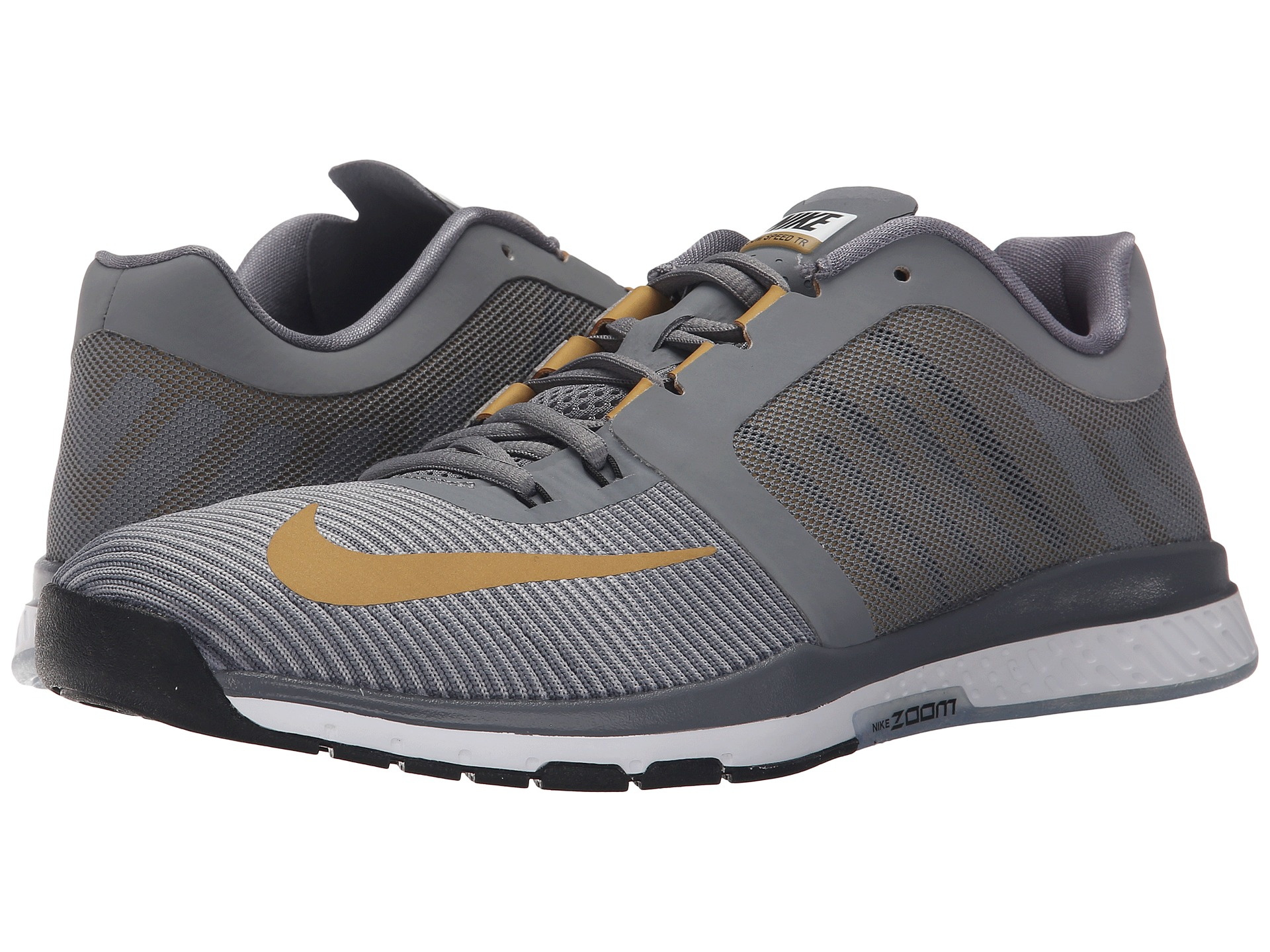 promo code 802ef 23e17 Nike Zoom Speed Tr 3 in Metallic for Men - Lyst