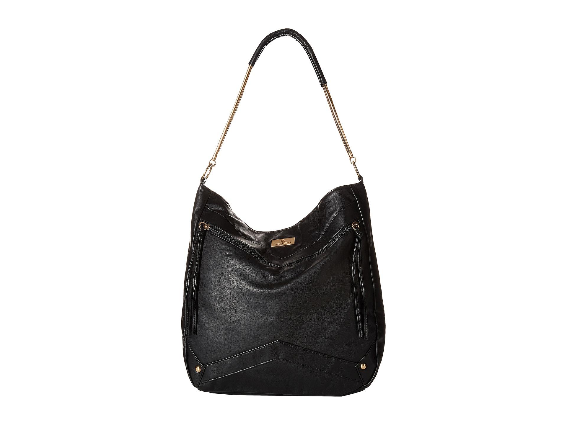 335409c5584 Volcom Zena Shoulder Bag in Black - Lyst