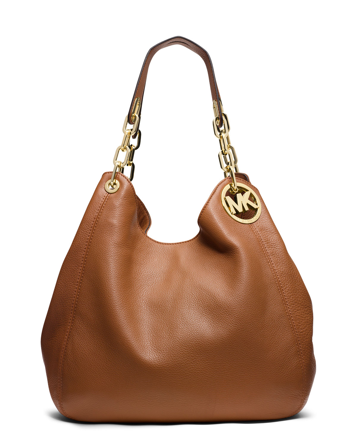 Lyst Michael Michael Kors Fulton Large Shoulder Tote Bag