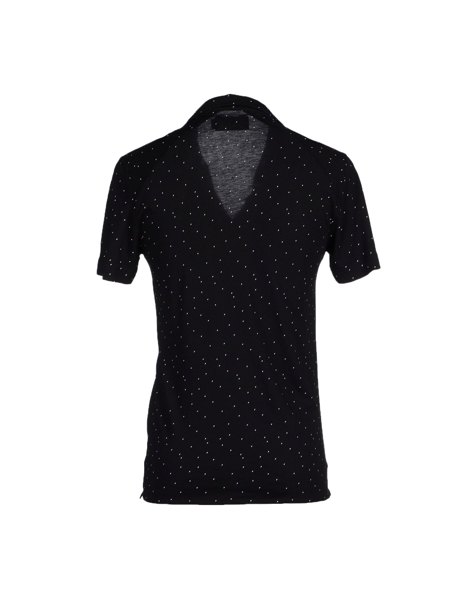 eleven paris polo shirt in black for men lyst. Black Bedroom Furniture Sets. Home Design Ideas