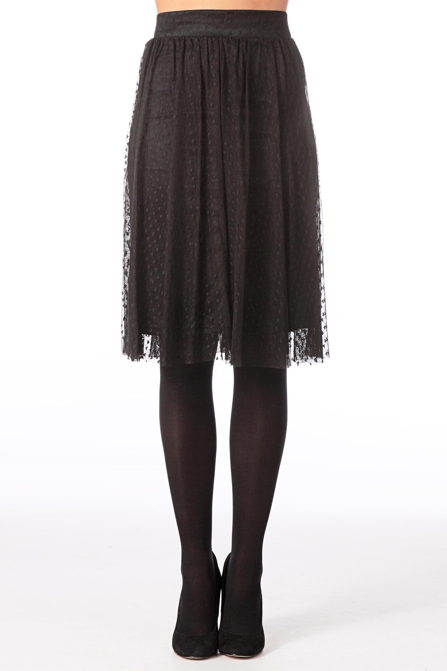 vero moda black midi skirt maxi skirt lyst